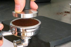 Tamp Coffee - Crema Coffee Garage